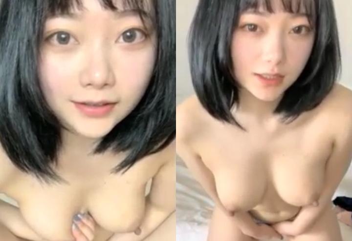 オナニーする中国美少女